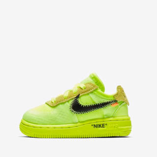 NIKE - 14cm Off-White AIR FORCE 1 low