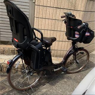 パナソニック(Panasonic)のパナソニックギュットミニ 子供乗せ(自転車)