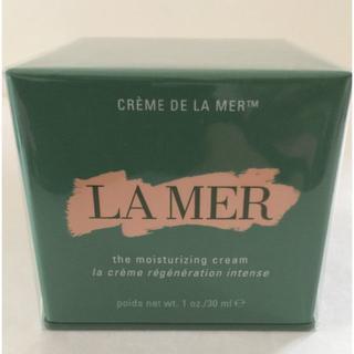 ドゥラメール(DE LA MER)の★ ドゥラメールモイスチャーライジングクリーム30ML箱入り新品(フェイスクリーム)