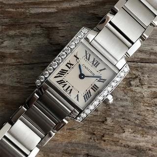 カルティエ(Cartier)のCARTIERカルティエレディース腕時計新品 (腕時計(アナログ))