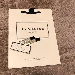 ジョーマローン(Jo Malone)のJo MALONE LONDON サンプル&ショッパー(香水(女性用))