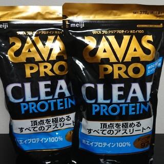 ザバス(SAVAS)のSAVAS プロ クリアプロテイン ホエイ100(プロテイン)