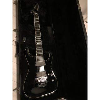 イーエスピー(ESP)のESP Horizon FR-7 Black 新品同様(エレキギター)