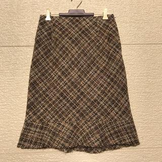 ストロベリーフィールズ(STRAWBERRY-FIELDS)のSTRAWBERRY-FIELDS ストロベリーフィールズ スカート 2(ひざ丈スカート)
