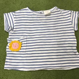ザラキッズ(ZARA KIDS)の74 ザラベビー Tシャツ(Tシャツ)