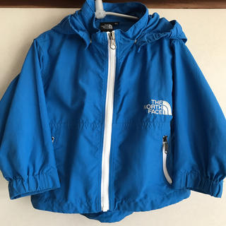 THE NORTH FACE - THE NORTH FACE ウィンドブレーカー80