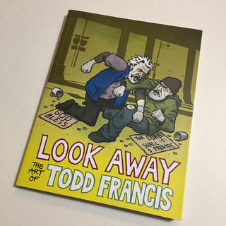 「LOOK AWAY」THE ART OF TODD FRANCIS(洋書)