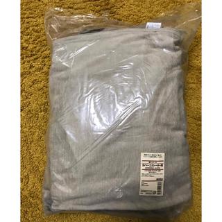 無印良品 ソファカバー 2.5シーター 綿シェニール スリムアーム(ソファカバー)