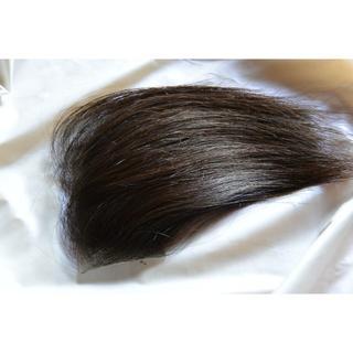 円形脱毛症対応シートタイプ・ウイッグ 10cm×5cm   (その他)