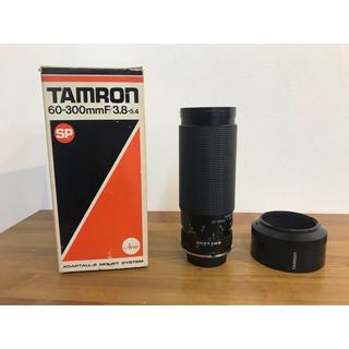タムロン(TAMRON)のTamron SP 60-300mm 3.8-5.4 レンズ (ニコン)(レンズ(ズーム))