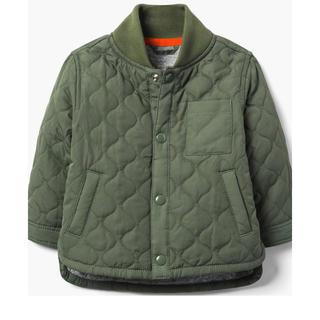 ジンボリー(GYMBOREE)の新品 タグ付 ジンボリー キルティングジャケット(ジャケット/上着)