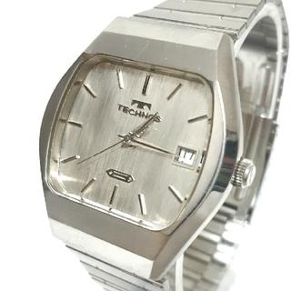 テクノス(TECHNOS)の稼働品「TECHNOS」腕時計(腕時計(アナログ))