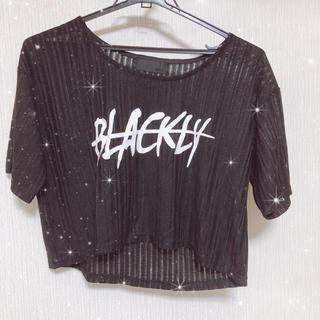 クリックス(CRYX)のCRYX ショート丈Tシャツ(Tシャツ(半袖/袖なし))