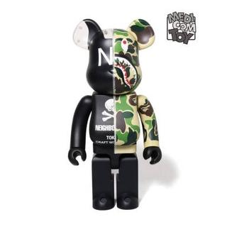 A BATHING APE - 送料込み 1000% Bape x Neighborhood Be@rbrick