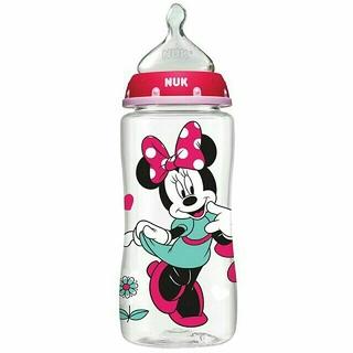ディズニー(Disney)のNUK ミニー 哺乳瓶 300ml(哺乳ビン)