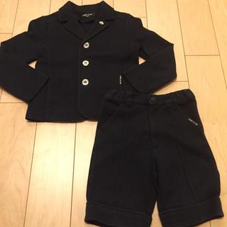 コムサイズム(COMME CA ISM)の男の子 フォーマル スーツ  コムサイズム(ドレス/フォーマル)