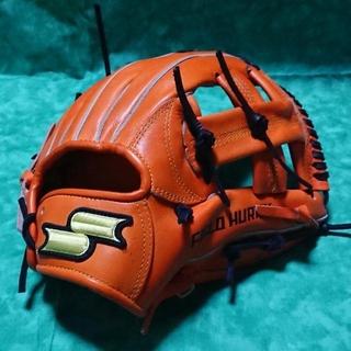 エスエスケイ(SSK)の新品 SSK 硬式内野手用 フィールドハリー(グローブ)