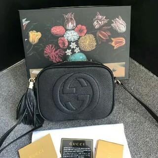 Gucci - GUCCI グッチ ショルダーバッグ カメラバッグ 綺麗 可愛
