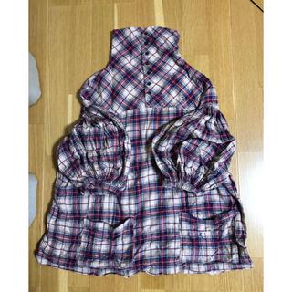 キャピタル(KAPITAL)のキャピタル 袖ふんわり ブラウス(シャツ/ブラウス(長袖/七分))