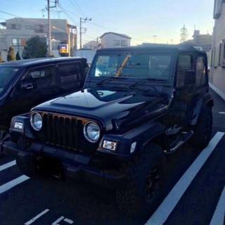 ジープ(Jeep)の国内正規販売店購入 ジープTJラングラー 1オーナー(車体)