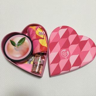ザボディショップ(THE BODY SHOP)の新品✨THE BODY SHOP ピンクグレープフルーツ スウィートハートギフト(ボディクリーム)
