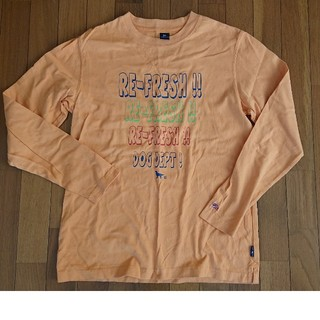ドッグデプト(DOG DEPT)の【Dog Dept】Tシャツ(Tシャツ/カットソー(七分/長袖))