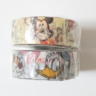 Disney - ディズニーキャラクターマスキングテープセット