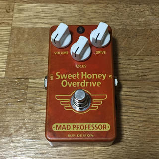 MAD PROFESSOR Sweet Honey Overdrive 初期(エフェクター)