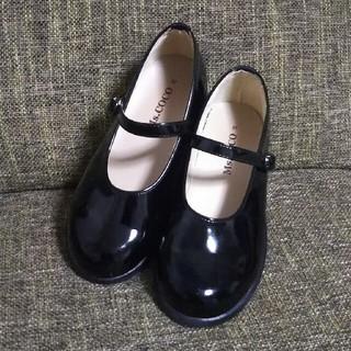 フォーマル エナメル靴 19cm(フォーマルシューズ)