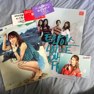 ウェストトゥワイス(Waste(twice))のTWICE グッズセット(K-POP/アジア)