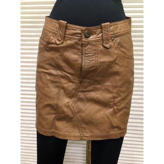 クレドソル(CLEF DE SOL)のクレドソル美良品  2点以上まとめ買い値下げ!合皮スカート(ミニスカート)