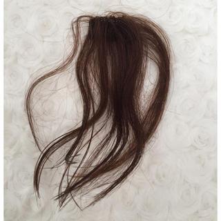 人毛☆前髪用ウィッグ 部分用ウィッグ カツラ(前髪ウィッグ)