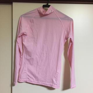 ティゴラ(TIGORA)のアンダーシャツ ピンク(ウェア)