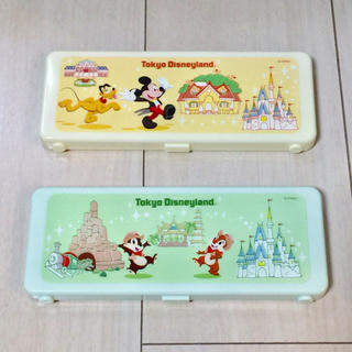 ディズニー(Disney)の明治 らくらくキューブ ディズニーケース  2コセット(その他)