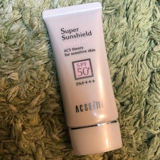 アクセーヌ(ACSEINE)の新品 アクセーヌ スーパーサンシールドブライトフィット(日焼け止め/サンオイル)