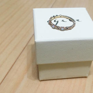 ノジェス(NOJESS)のNOJESS オパールリング(リング(指輪))