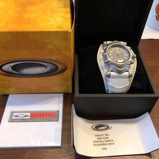オークリー(Oakley)のオークリー 時計(腕時計(アナログ))