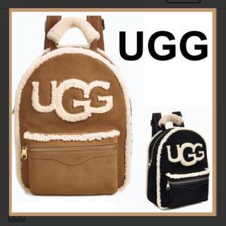 アグ(UGG)のアグ  UGG  ムートンバッグ  リュック(リュック/バックパック)
