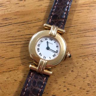 カルティエ(Cartier)のカルティエ コリゼ 18K クオーツ(腕時計)