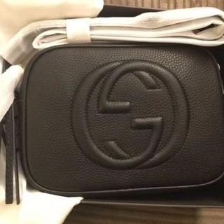 Gucci - GUCCI DISCO グッチ ショルダーバッグ