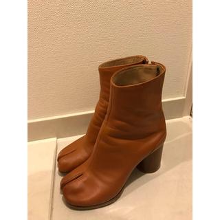 Maison Martin Margiela - 5%クーポン☆マルジェラ 37h 足袋ブーツ 定価140.400円