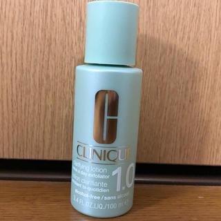 クリニーク(CLINIQUE)のクリニーク 拭き取り化粧水(化粧水 / ローション)
