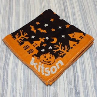 キットソン(KITSON)のkitson⭐タオルハンカチ(ハンカチ)