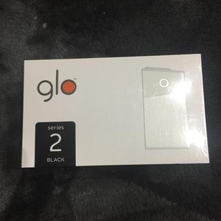 グロー(glo)のgloシリーズ2 スターターキット リッチブラック(タバコグッズ)