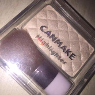 キャンメイク(CANMAKE)のキャンメイク ハイライター 05(コントロールカラー)