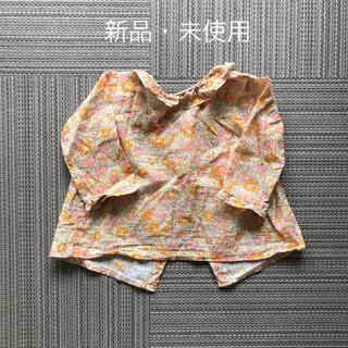 ザラキッズ(ZARA KIDS)の【新品・未使用】ザラホーム 花柄ブラウス(シャツ/カットソー)