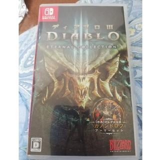 switch スイッチソフト Diablo3 ディアブロ3