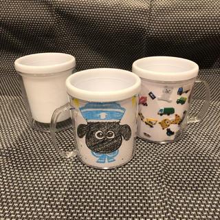 お絵描きマグカップセット(食器)