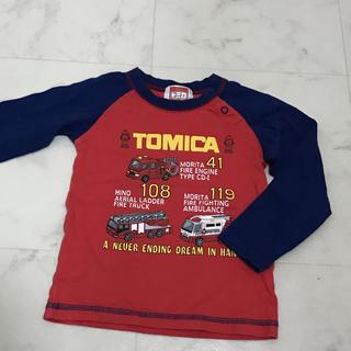 タカラトミー(Takara Tomy)のトミカロンT☆95cm(Tシャツ/カットソー)