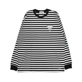 ゲス(GUESS)のGUESS GREEN LABEL JEANS U.S.A. ボーダー ロンT(Tシャツ/カットソー(七分/長袖))
